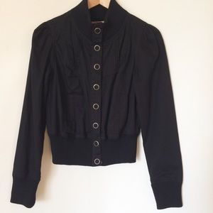 Jacket in Black